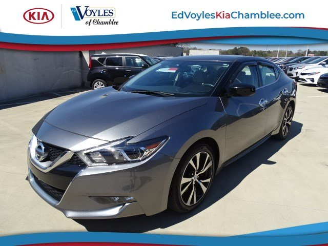 Pre Owned 2016 Nissan Maxima 3 5 S