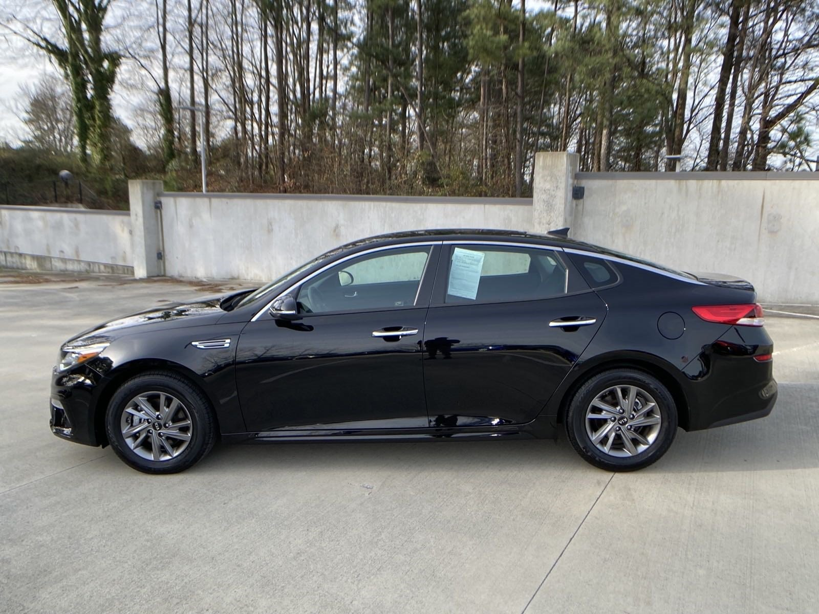 Pre-Owned 2019 Kia Optima