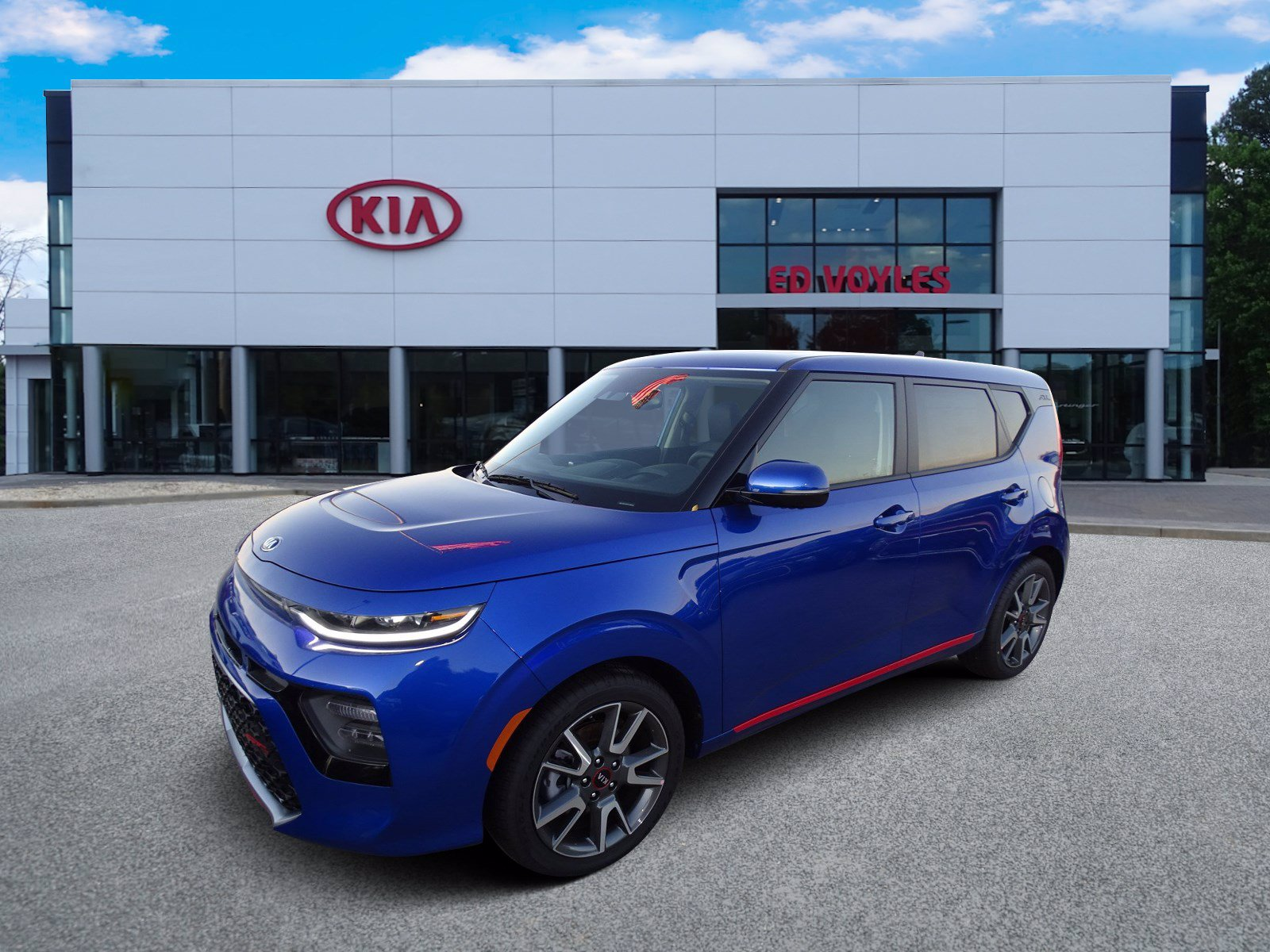 New 2020 Kia Soul Gt Line Turbo Hatchback For Sale 607902 Ed