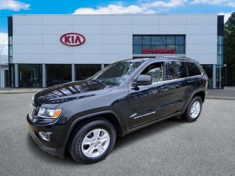 Pre-Owned 2015 Jeep Grand Cherokee