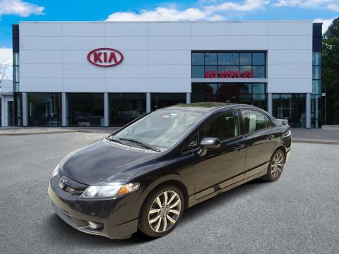 Pre-Owned 2009 Honda Civic Sdn Si