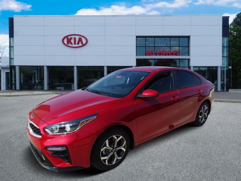 Certified Pre-Owned 2019 Kia Forte LXS FWD 4dr Car