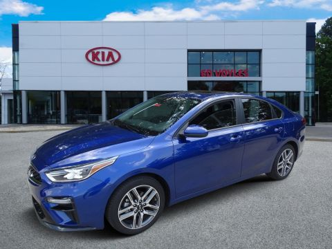 Certified Pre-Owned 2019 Kia Forte S FWD 4dr Car