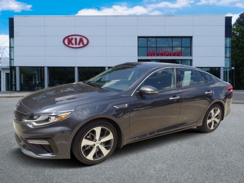 Pre-Owned 2019 Kia Optima S FWD 4dr Car