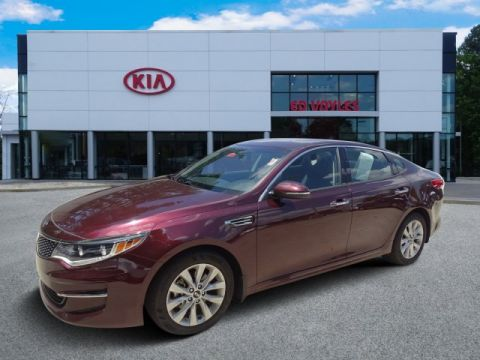 Pre-Owned 2016 Kia Optima EX FWD 4dr Car