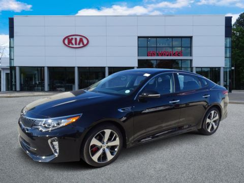 Pre-Owned 2018 Kia Optima SX FWD 4dr Car