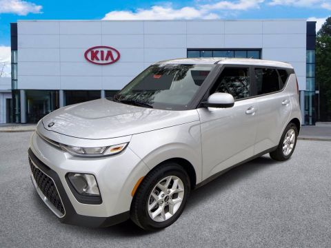 Pre-Owned 2020 Kia Soul S FWD Hatchback
